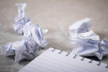 מחסום כתיבה- למה זה קורה?